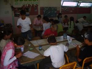 الاسبوع الثقافي الثاني2010 المدرسة الجماعاتية مم مجلاو -الساحل الشمالي-طنجة اصيلة