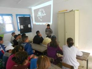 ممجلاو-طنجة اصيلة مشروع قسم اخضر-2013